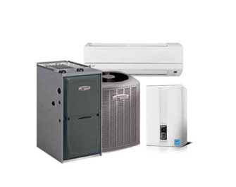 Armstrong Air, Navien, Rinnai, & More