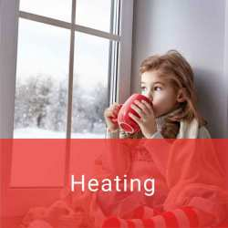 Stay warm this winter with Central Heating & Air Conditioning taking care of your heating system needs! We are your local experts!